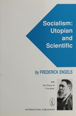 Socialism: Utopian and Scientific by Engels, Friedrich (1972) Paperback