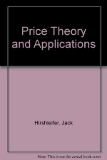 Price theory and applications: Instructor's manual