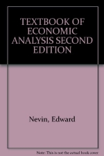 TEXTBOOK OF ECONOMIC ANALYSIS SECOND EDITION