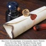 Recent Economic Changes: And Their Effects On The Production And Distribution Of Wealth And The Well-being Of Society...