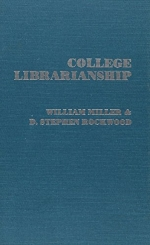 College Librarianship