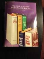 Reader's Digest Condensed Books (Autumn 1966 Selections, Volume 4) (Don Quixote, U.S.A.)(All In The Family)(Saturday the Rabbi Went Hungry)(The Gift of the Deer)(Brothers of the Sea)