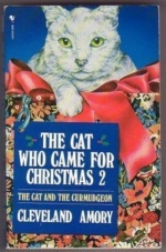 The cat who came for Christmas 2: The cat and the curmudgeon