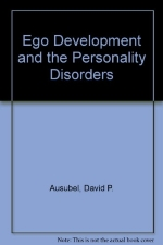 Ego Development and the Personality Disorders