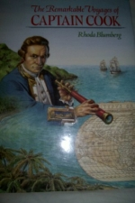 REMARKABLE VOYAGES OF CAPTAIN COOK by Blumberg (1991) Hardcover